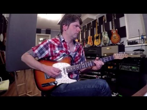 Todd's Morning Guitar Jam: Episode 51 - Rock Fusion
