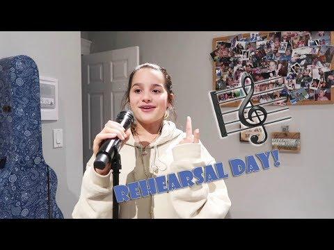 REHEARSAL DAY 🎼 (WK 359.4)   Bratayley