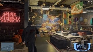 【GTA5】火炎瓶を使って火事を起こす! thumbnail