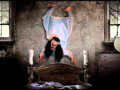 Possessed Wall Hanger  Spirit Halloween  YouTube