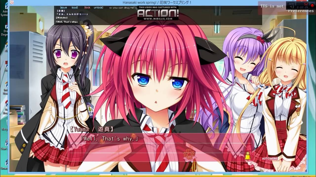 How to Convert Visual Novel Japan To English Auto Mode (without eng patch)