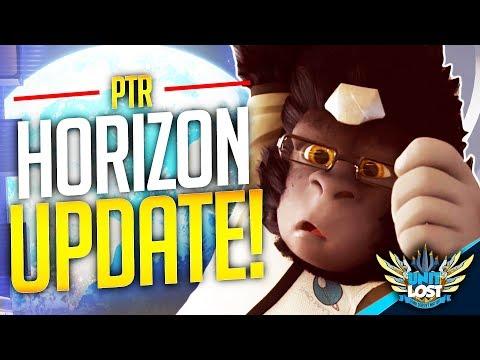 Overwatch - NEW Horizon Lunar Colony! HUGE Map UPDATE!