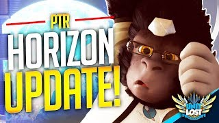 Overwatch - NEW Horizon Lunar Colony! HUGE Map UPDATE! thumbnail