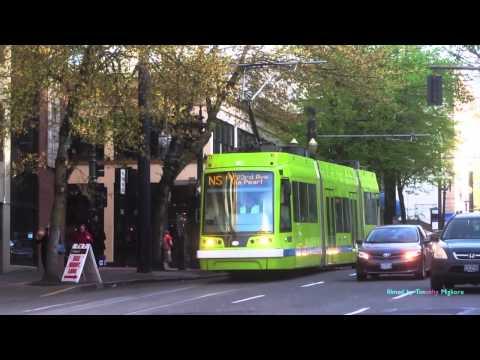 Streetcars in Portland, Oregon