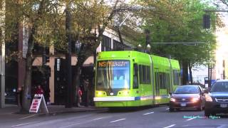 Streetcars in Portland, Oregon