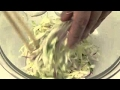 キャベツのコールスローサラダ(黒胡麻入り) 作り方 - えりの食の世界 - eriFW.com…