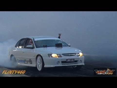 WPN-LS2 Commodore at Burnout King