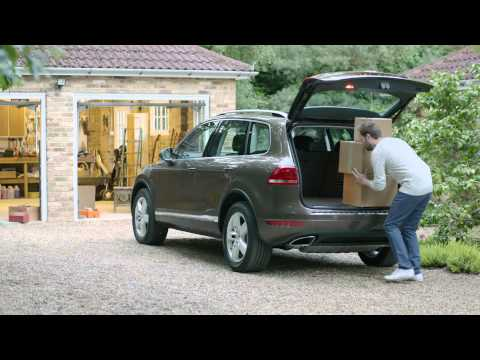 Volkswagen Technology: Easy Open Power Tailgate