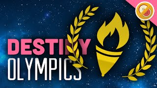 Destiny - Let the Dream Team Olympics BEGIN (Funny Gaming Moments)