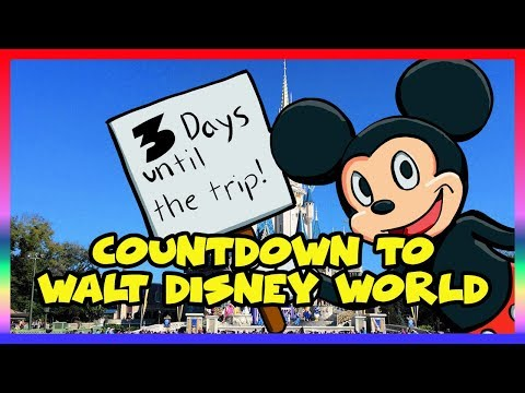 Count Down to Walt Disney World Day 3 - Character Autographs