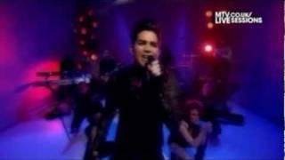 Скачать Adam Lambert Strut Fan Music Video