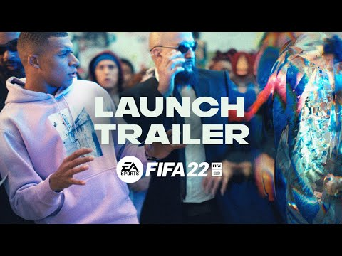 FIFA 22 | Official Launch Trailer: HyperMotion Begins