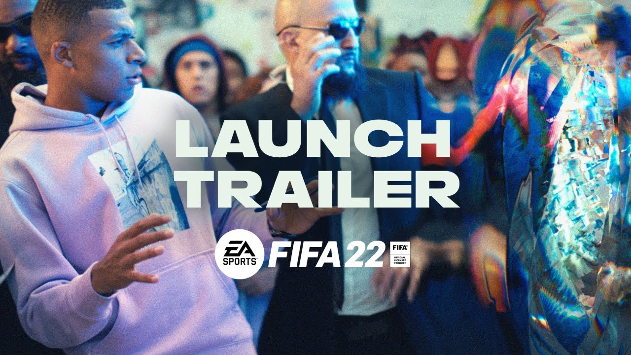 FIFA 22   Official Launch Trailer: HyperMotion Begins