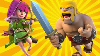 Clash of Clans - Townhall 7 Farming Attack - Let's Play 'Clash of Clans' (#18)