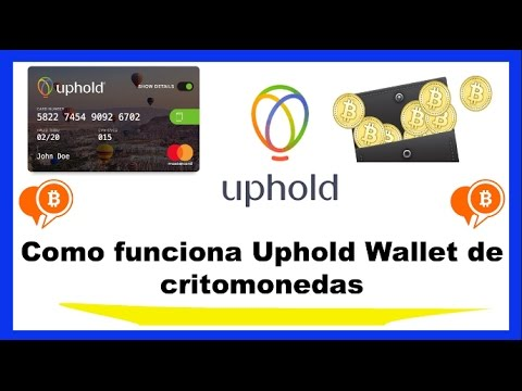 Adding cryptocurrencies to uphold wallet