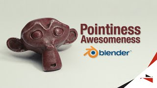 Blender Quick Tips - Pointiness Value