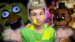 ЯИЧНЫЙ ПУЛЕМЁТ! :D | Five Nights at Freddy's + EGGFIRE CHALLENGE!