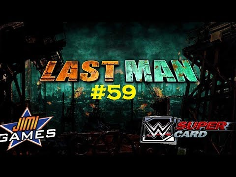 SuperCard S4 #59 Last Man New Mode