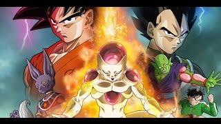 Dragon Ball Z revive of the F Greek Fan Made.