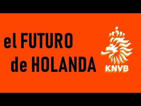 La HOLANDA del futuro: Sus promesas, el presente y futuro con su ONCE
