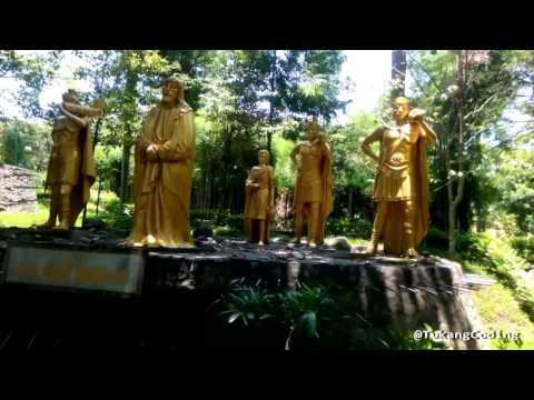 wisata-religi-keren---jalan-salib-bukit-golgota-kediri- -part-1