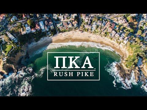 RUSH PIKE   SDSU Fall 2017