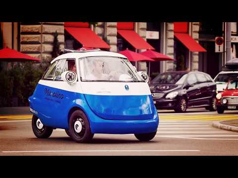 The Isetta is coming back as an electric car