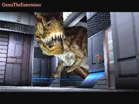A História de Dino Crisis 2 - Enredo com Spoilers