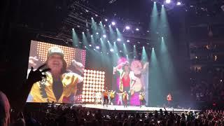 Mixtape Tour 2019 New Kids On The Block Step By Step / Salt N Pepa Push It Video