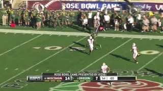 Greatest Plays in Oregon Football History - New! (HD)