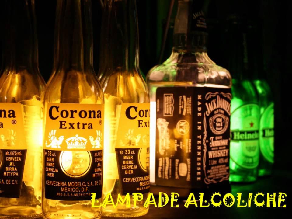 LAMPADE ALCOLICHE! ! ! - YouTube