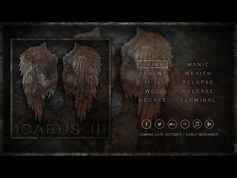 Icarus III // Full Album Preview Mp3