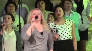 Прославление на служении (06.04.2014)  Церковь «Новое поколение» г  Першотравенск