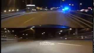 Un Suédois en Mercedes-AMG provoque la police