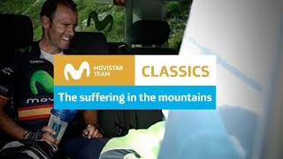 Una etapa espectacular: de Andorra a Cortals d'Encamp(El Movistar Team se enfrenta a una de las jornadas más duras de la Vuelta Ciclista a España 2015. Una muestra del sufrimiento que Valverde, Quintana, ..., 2015-09-05T14:00:03.000Z)