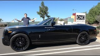 Download The Rolls-Royce Phantom Drophead Coupe Is an Ultra-Luxury Convertible Mp3 and Videos