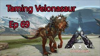Ark Taming Velonasaur Ep 69 | Khmer | Bro Hai