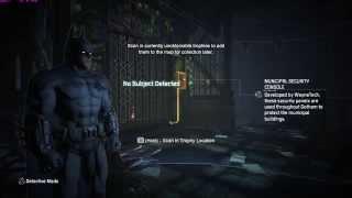 Batman Arkham City - EVGA GTX 780 SC 2-Way SLI - Ultra Settings Gameplay Performance