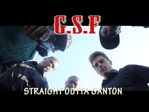 Straight Outta Compton / GTA San Andreas Tribute ( Straight Outta Ganton )