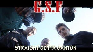 Straight Outta Compton / GTA San Andreas Tribute ( Straight Outta Ganton )