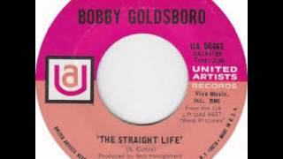 """The Straight Life"" - Bobby Goldsboro (1968 United Artists)"