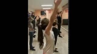 Урок группы Хип-Хоп (начинающие) в школе танцев Live Dance - Limassol
