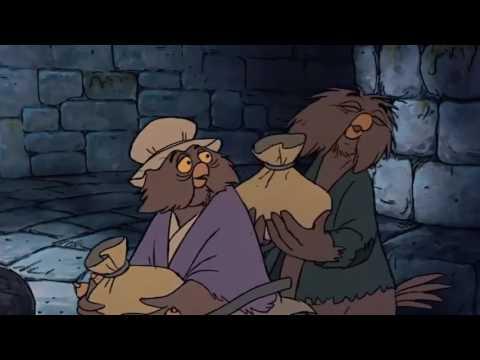 Robin Hood   Plundering the Treasury HD