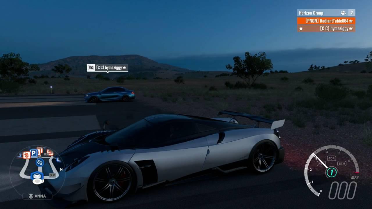 Supercars Gallery Pagani Huayra Bc Coupe