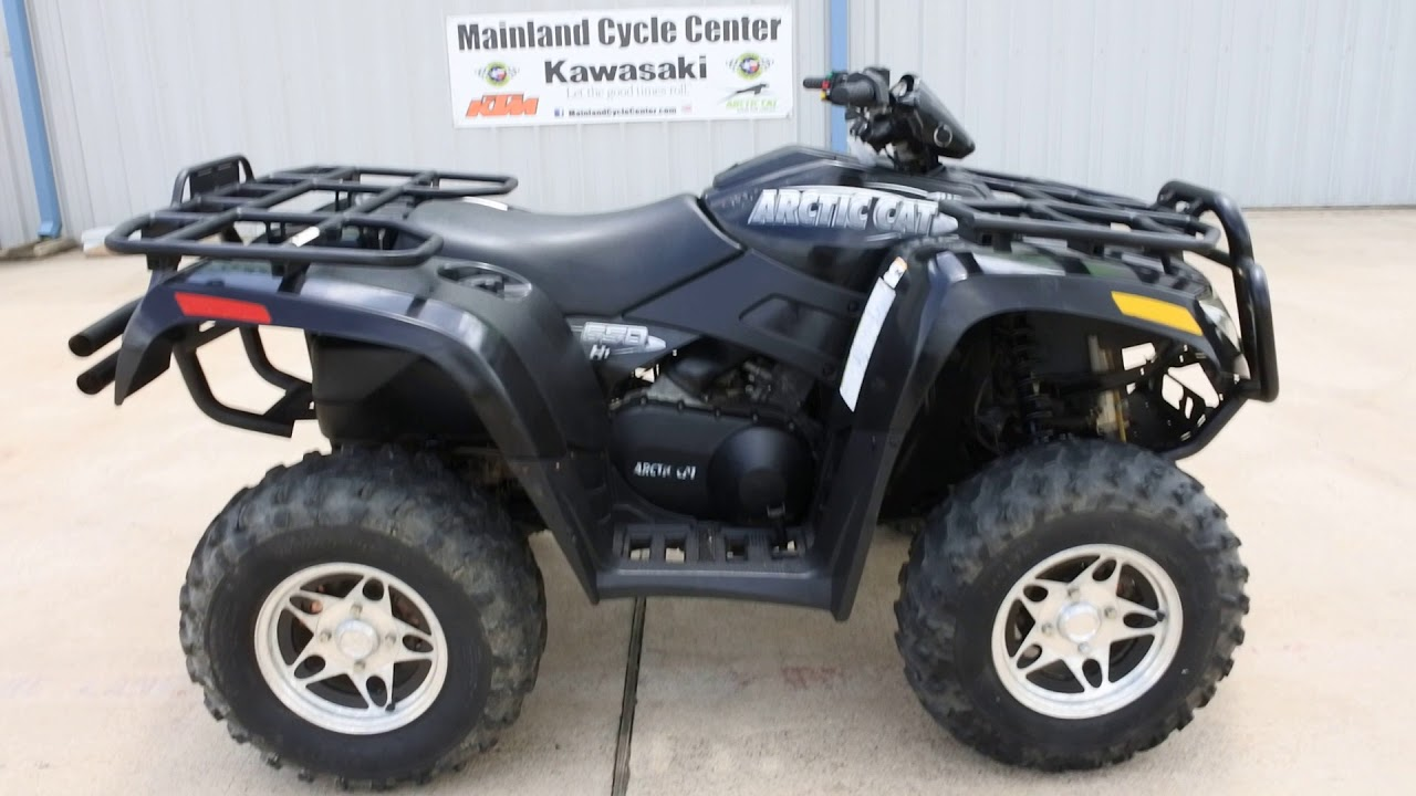 For Sale $2,999: Used 2006 Arctic Cat 650 H1 Special Edition Black Arctic Cat V Wiring Diagram on arctic cat 500 wiring diagram, arctic cat 700 efi wiring diagram, kawasaki brute force 650 wiring diagram,