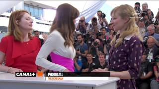 Cannes 2014 THE HOMESMAN - Photocall