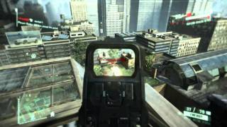 Crysis 2 Multiplayer HD - 27-2 SCAR