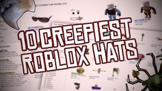 10 Gruseligste ROBLOX Hüte