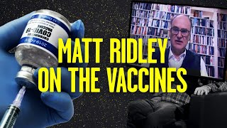 Author Matt Ridley on Innovation and the Importance of Vaccines