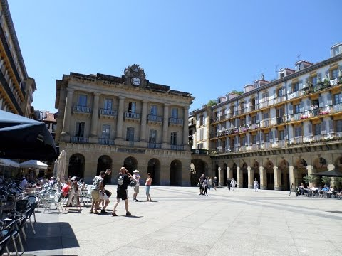 From Zugarramurdi to San Sebastian, Navarra/Basque Country-SPAIN 2015